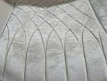 Чехлы 3D с алькантары Elegant Modena на передние и задние сидения автомобиля EL 700 134 бежевые, фото 9
