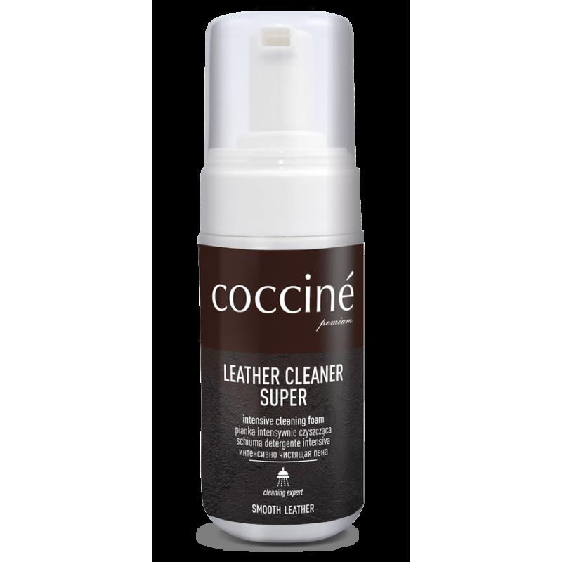 Пена для очистки кожи Coccine LEATHER CLEANER 100мл