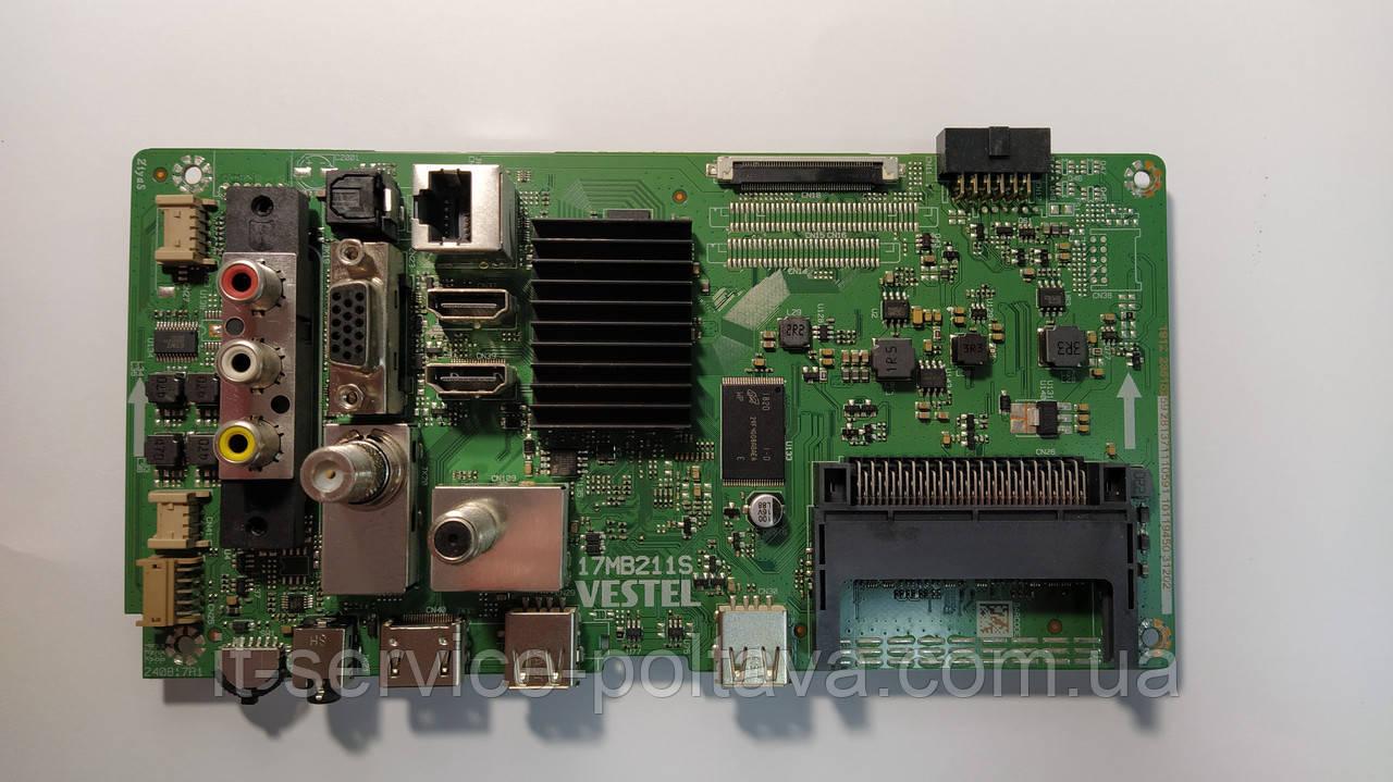 Материнська плата (Main Board) 17MB211S для телевізора Toshiba