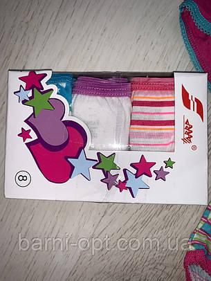Трусики для дівчаток AAA, в наявності 4 років, фото 2