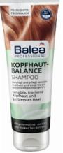 Профессиональный шампунь Восстановление и Увлажнение волос  Balea Kopfhaut-Balance shampoo  250 мл