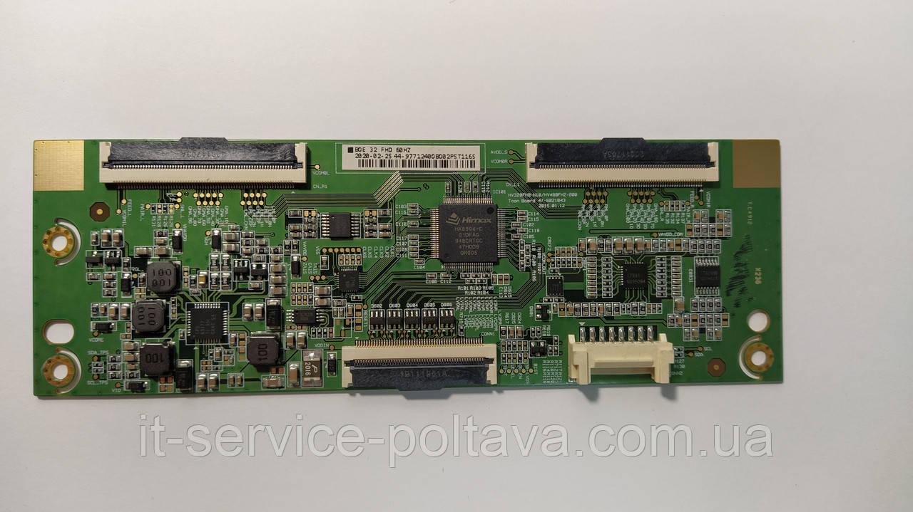 Плата T-Con HV320FHB-N10/HV480FH2-600 Tcon Board 47-6021043