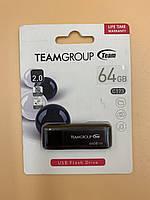 USB-накопители Team C173 USB 2.0 64GB Pearl Black (TC17364GB01)