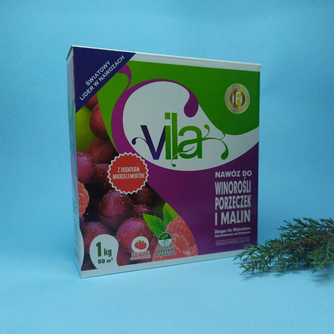Удобрение для винограда, малины, смородины Vila Yara 1кг