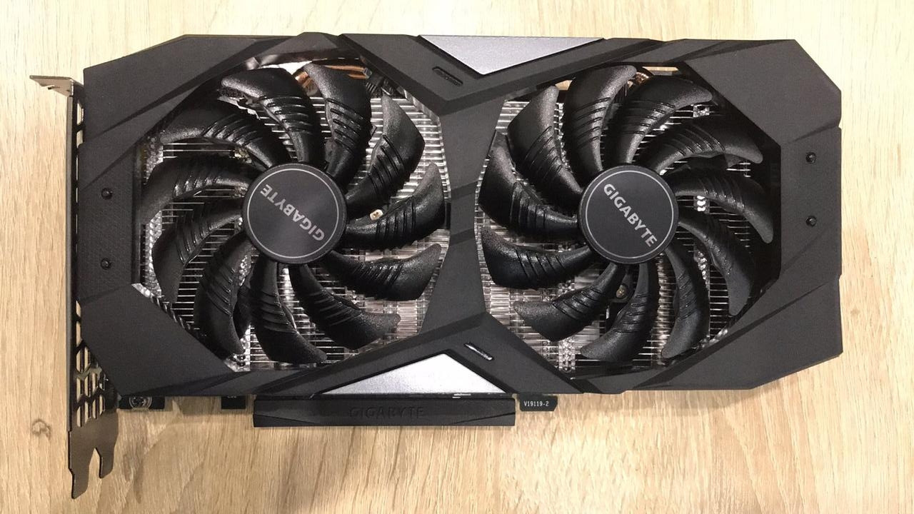 Видеокарта Gigabyte GeForce RTX 2060 6Gb GDDR6