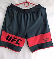 Дитячі шорти трикотажні для хлопчика UFC 10-15 років, колір уточнюйте при замовленні, фото 1