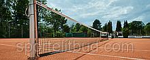 Будівництво  грунтових тенісних кортів
