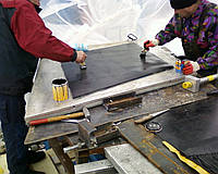 Ремонт конвейерной ленты Запорожье