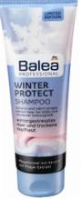 Профессиональный шампунь Защита и Восстановление поврежденных волос  Balea Professional Winter Protect  250 мл