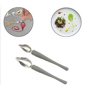 Ложка-перо для декорирования блюд (2 шт) арт. 860-2242288, фото 2