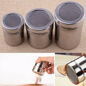 Набор диспенсеров для сахарной пудры, какао арт. 860-2262