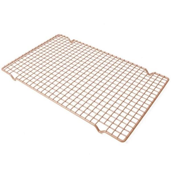 Решітка для глазурування і охолодження десертів (40.5х25.5 см) арт. 870-223945255