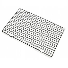 Решетка для глазировки и охлаждения десертов (41х25.5 см) арт. 870-41255