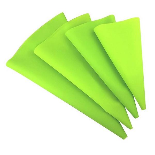 Кондитерський мішок силіконовий зелений 30 см Польща арт. 870-031130