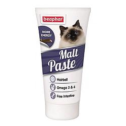 Паста Malt Paste Мальт Паста для виведення шерсті зі шлунку для котів 25 г