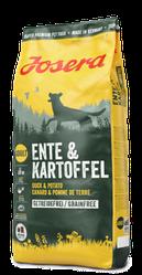 Корм Josera Ente & Kartoffel Йозера Енте Енд Картопля беззерновий качка і картопля для собак15кг к|д