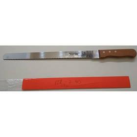 Кондитерский нож с крупным зубчиком арт. 822-7-40 (47 см)