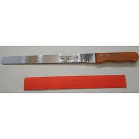 Кондитерский нож с крупным зубчиком арт. 822-7-43 (44см)