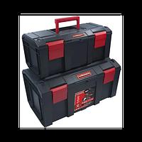 Набір скриньок для інструментів 333х187х147мм, 385х230х204мм, R-BOX 90070 Haisser (105870)