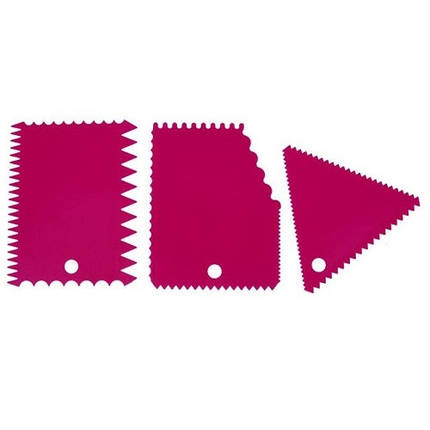 Утюжок для выравнивания мастики L-3P1 арт. 7-44, фото 2