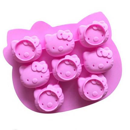 "Силиконовая форма для конфет ""Hello Kitty"" арт. 870-234041, фото 2"