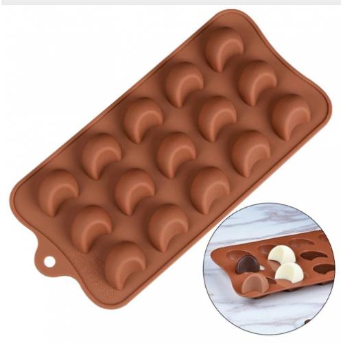 """Силиконовая форма для конфет """"Капля"""" JSC-2760 арт. 822-9-16"""