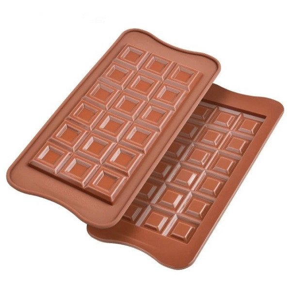 """Силіконова форма для шоколаду """"Кубик"""" арт. 870-234081"""
