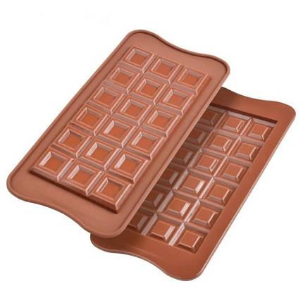 "Силіконова форма для шоколаду ""Кубик"" арт. 870-234081, фото 2"
