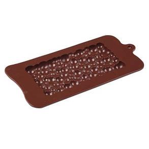 """Силіконова форма для шоколаду """"Бульбашки"""" арт. 870-234090, фото 2"""