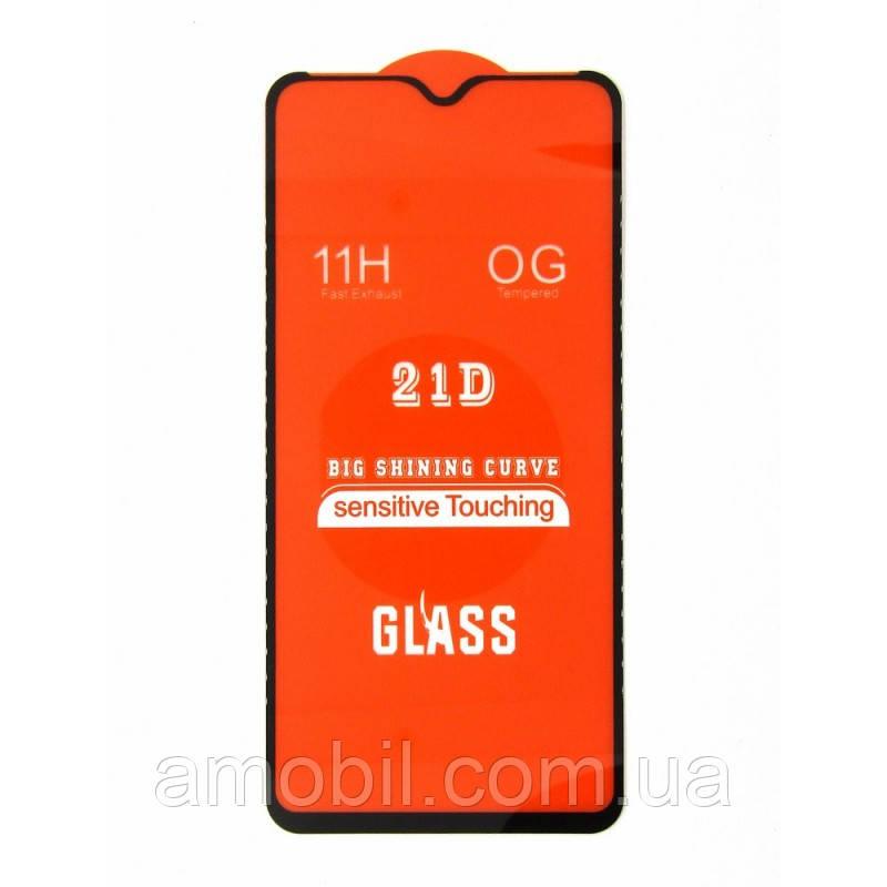 Защитное стекло 100D Ceramics Samsung A10S/A10/A7/M10 full glue black