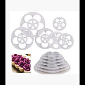 Кондитерська форма для прикраси (плунжер) A69030 арт. 822-7-29