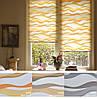 Ролеты тканевые (рулонные шторы) Дюна открытый короб