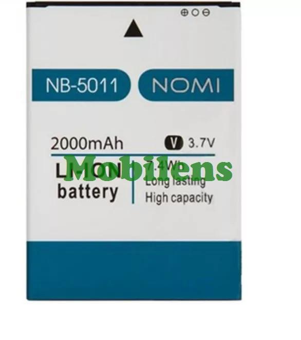 Nomi i5011, NB-5011, Evo M1 Аккумулятор
