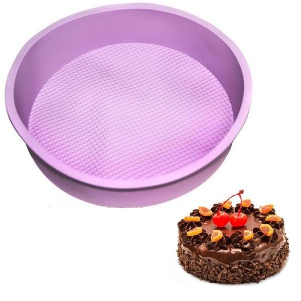 Силиконовая форма для выпечки круглая арт. 840-15A23512