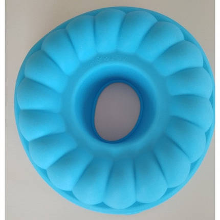 """Силіконова форма для випічки """"Кекс"""" SC-1339 арт. 822-6-8, фото 2"""
