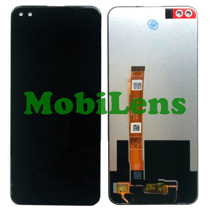 Realme 6 Pro, RMX2061, RMX2063 Дисплей+тачскрин(модуль) черный Original *PRC