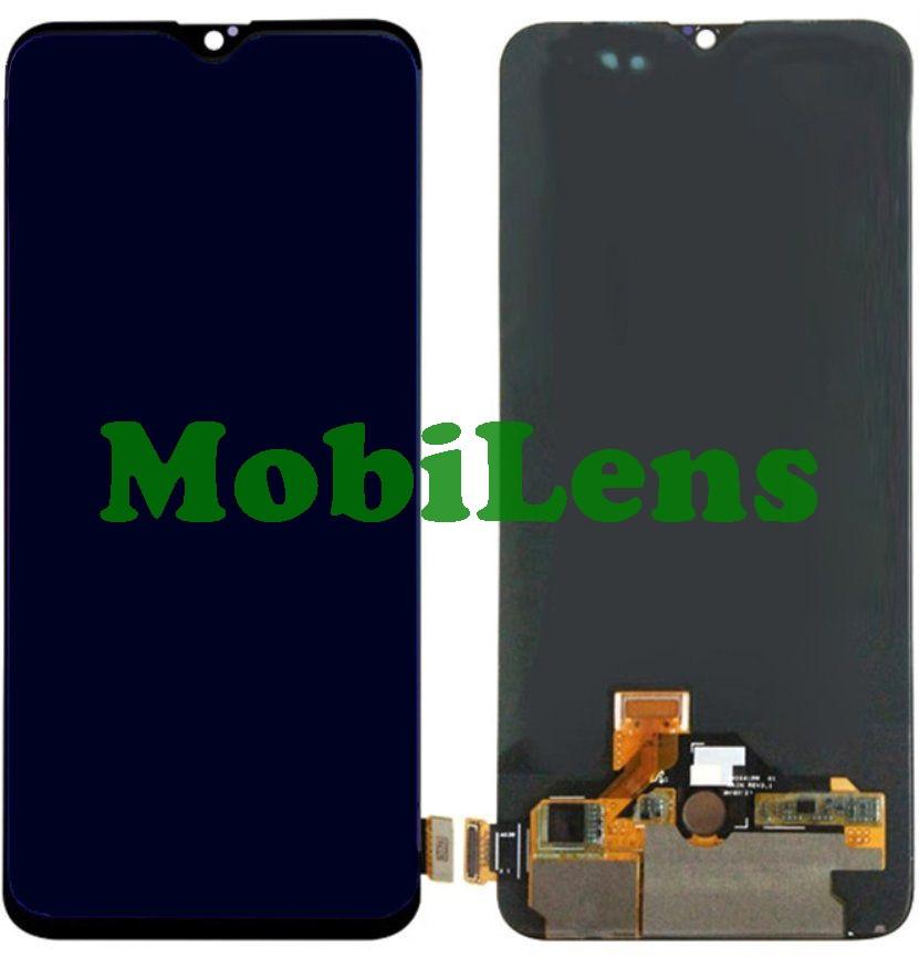 Oppo R17 Дисплей+тачскрин(модуль) черный