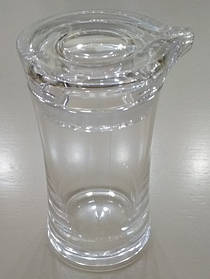 Маслёнка бутылка K-1031 арт. 822-1-29 (12х6 см)