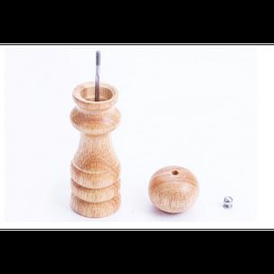 Млин для перцю (20,5х4,5 см, дерево), арт. 55-14, фото 2