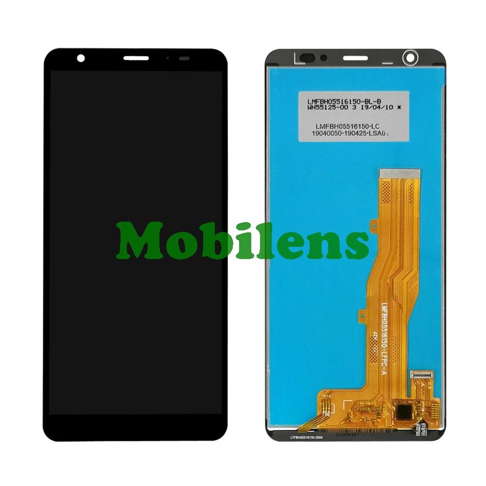 ZTE A5 2019 16GB Дисплей+тачскрин(модуль) черный Original *PRC