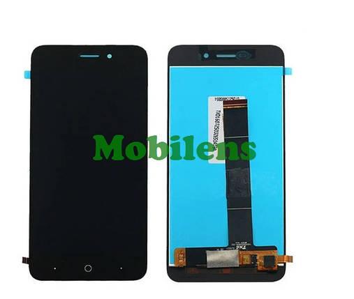 ZTE A601, Blade A601 Дисплей+тачскрін(модуль) чорний, фото 2