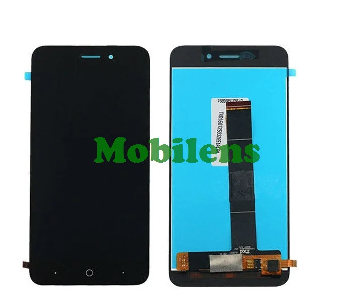 ZTE A601, Blade A601 Дисплей+тачскрін(модуль) чорний