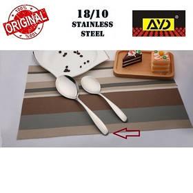 """Ложка гарнирная """"Premium"""" AYD (полированная нержавеющая сталь 18/10, 1 шт. в упаковке), арт. 3120111"""
