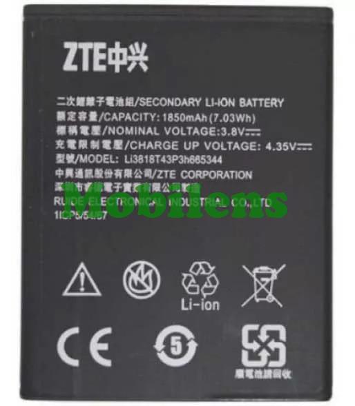 ZTE Blade GF3, Q Pro, T320, Li3818T43P3h665344 Аккумулятор