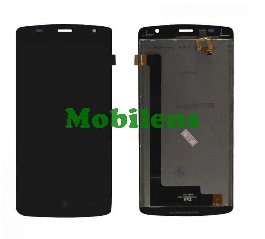 ZTE L5, Blade L5 Дисплей+тачскрин(модуль) черный