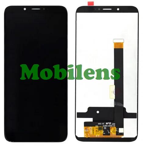 ZTE V18, Blade V18 Дисплей+тачскрин(модуль) черный