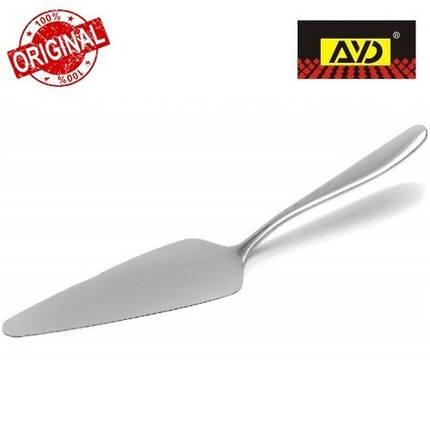 """Лопатка для торта """"Гладь""""AYD (нержавеющая сталь, 6 шт. в упаковке), арт. 300710, фото 2"""