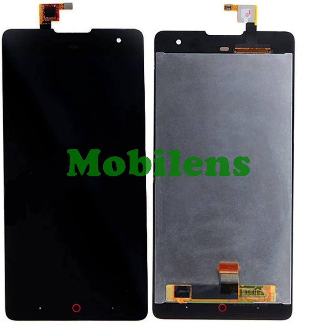 ZTE Z7 Max, Nubia Z7 Max, NX505J Дисплей+тачскрін(модуль) чорний