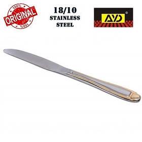 """Ніж столовий """"Крапля супер"""" AYD (полірована нержавіюча сталь 18/10, 6 шт. в упаковці), арт. 291804"""