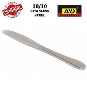 """Ніж столовий """"Супер гладь""""AYD (полірована нержавіюча сталь 18/10, 6 шт. в упаковці), арт. 301804"""